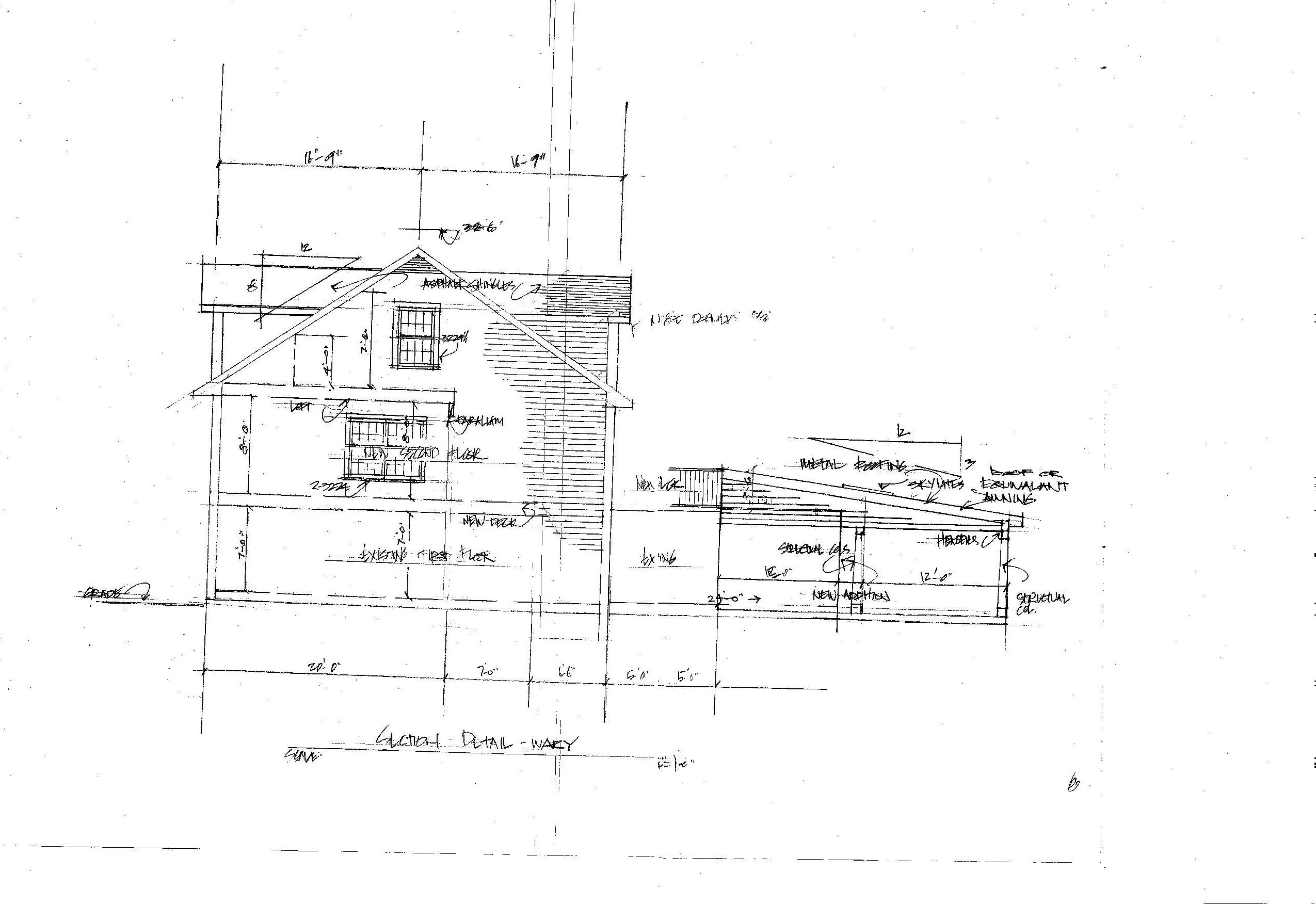 Elevation Plan View Drawing : Elevation plan view drawing